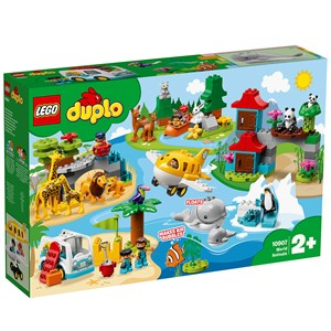Image of LEGO DUPLO 10907 LEGO® DUPLO® World Animals 24+ months (1383428)