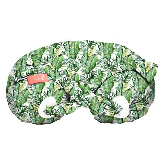 bbhugme Pregnancy and Nursing Pillow Green Leaf Special Edition Green Leaf
