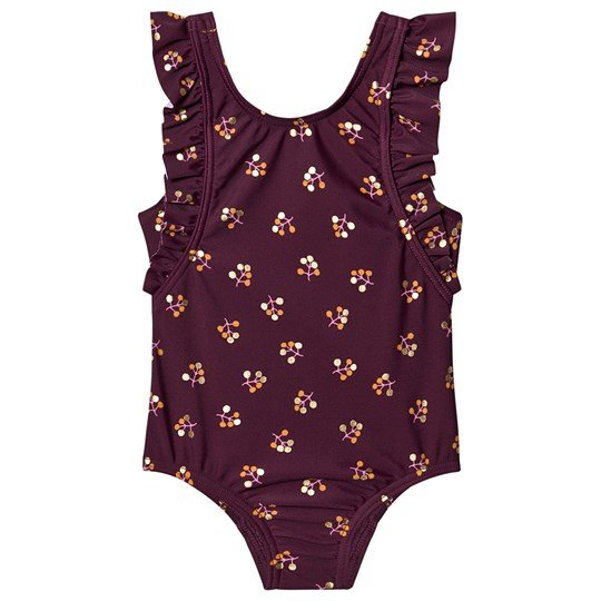 Soft Gallery Ana Baby Swimsuit Fig Fig