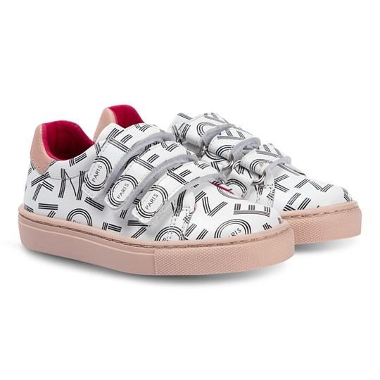 Kenzo Crazy Jungle Sneakers Optic White 01