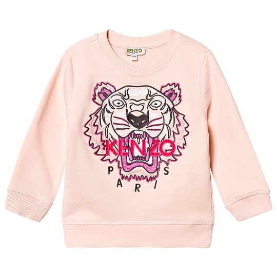 Kenzo Tiger Sweatshirt Light Pink 32P