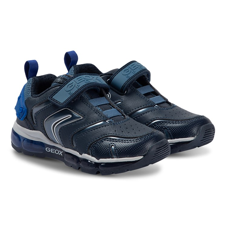 watch low priced most popular Geox - Android Sneakers Navy - Babyshop.no