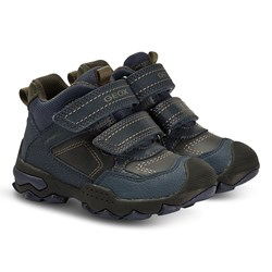 Geox Buller Shoes Navy