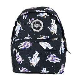 Hype Astro Repeat Backpack Black