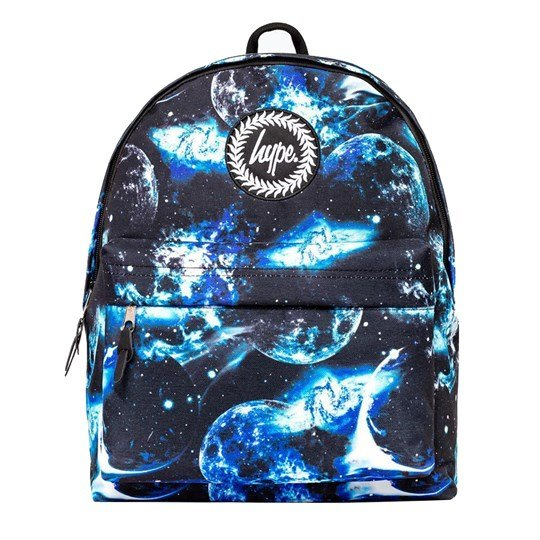 Hype Blue Moon Backpack Blue Multi