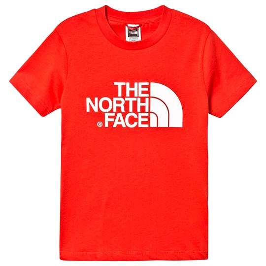 The North Face Branded Easy T-Shirt Red M6J