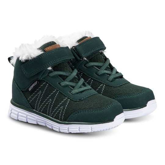 Kuling Palermo Shoes Deep Green