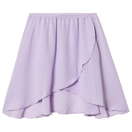 Bloch Cross-Over Ballet Skirt Lilac Lilac