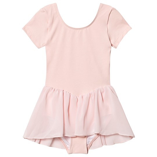 Bloch Tiffany Leotard Dress Light Pink Light Pink