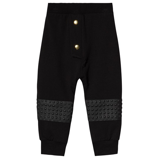 Wauw Capow Hero Baby Pants Black Black