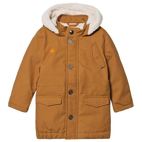 Billybandit Hooded Parka Tan 232
