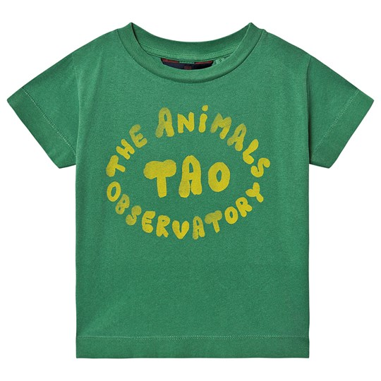 The Animals Observatory Rooster T-Shirt Green The Animals Green The Animals