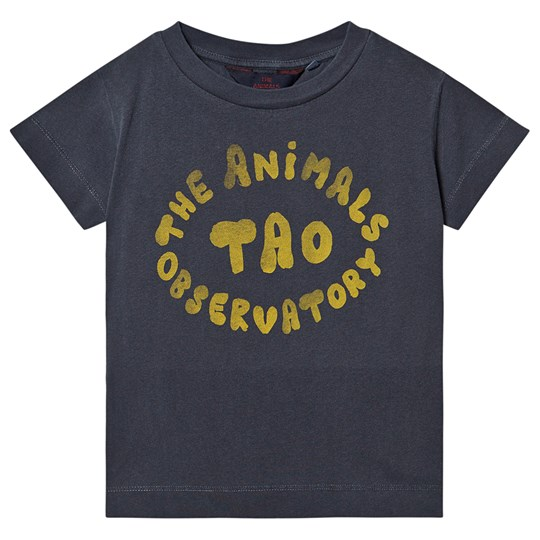 The Animals Observatory Rooster T-Shirt Blue The Animals Blue The Animals