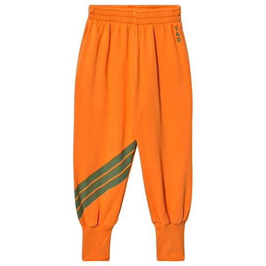 The Animals Observatory Dromedary Pants Orange Stripes orange stripes