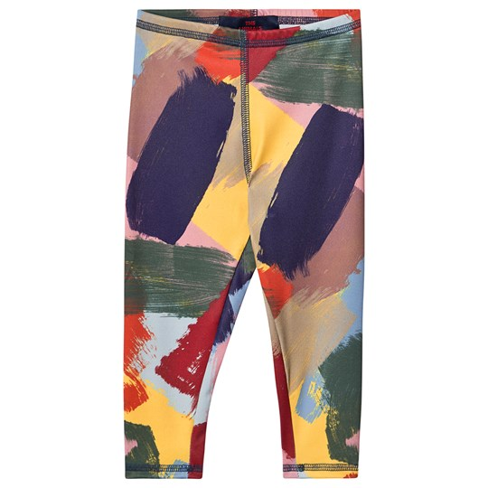 The Animals Observatory Seaqual Alligator Leggings Multicolor Brushes Multicolor Brushes