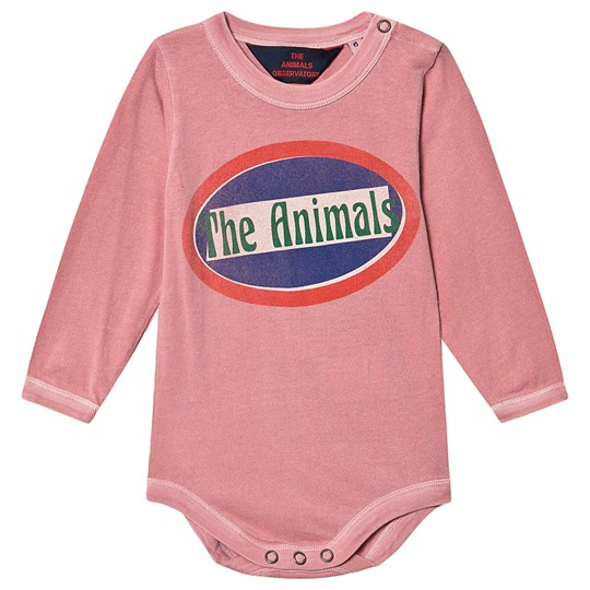 The Animals Observatory Wasp Baby Body Pink The Animals Pink The Animals