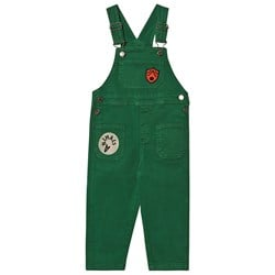 The Animals Observatory Mule Overalls Green Animals