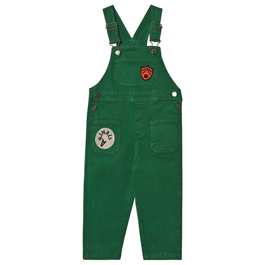 The Animals Observatory Mule Overalls Green Animals Green Animals