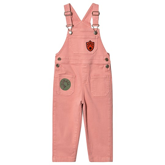The Animals Observatory Mule Overalls Pink Animals Pink Animals