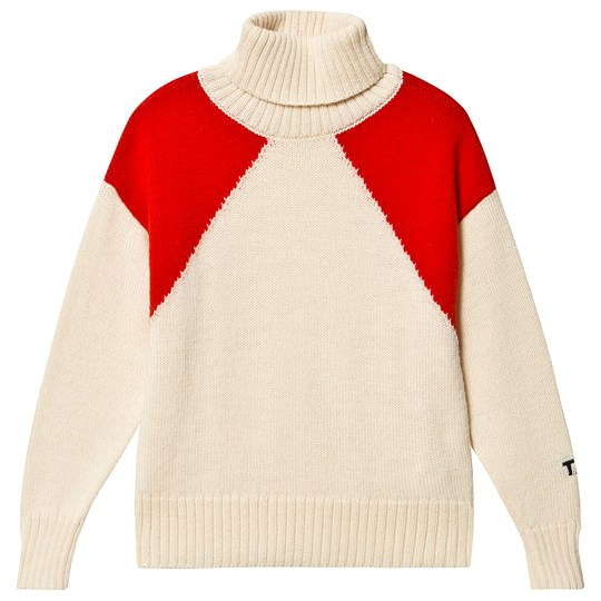 The Animals Observatory Condor Sweater Red Tao Red Tao
