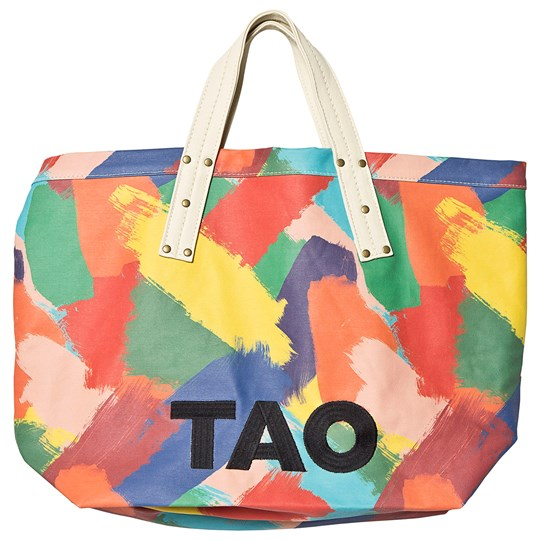 The Animals Observatory Tote Bag Multicolor Brush Multicolor Brush