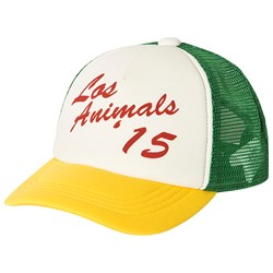 The Animals Observatory Hamster Cap Yellow Los Animals