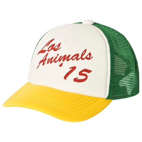 The Animals Observatory Hamster Cap Yellow Los Animals Yellow Los Animals