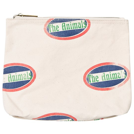 The Animals Observatory Pouch Raw White Animals Raw White Animals