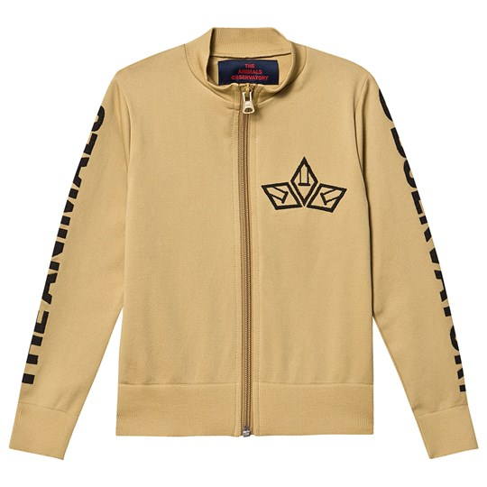 The Animals Observatory Zebra Jacket Khaki Khaki