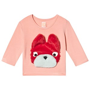 Image of Wauw Capow Carla Baby T-shirt Pink 68 cm (4-6 mdr) (1460300)