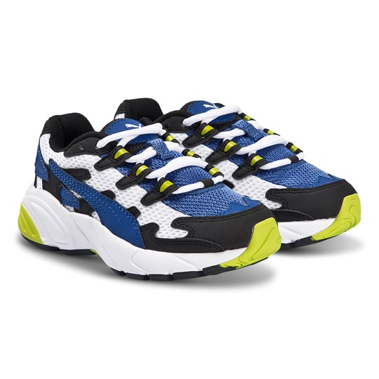 Puma Cell Alien OG Sneakers Black and Blue PUMA BLACK-SURF THE WEB
