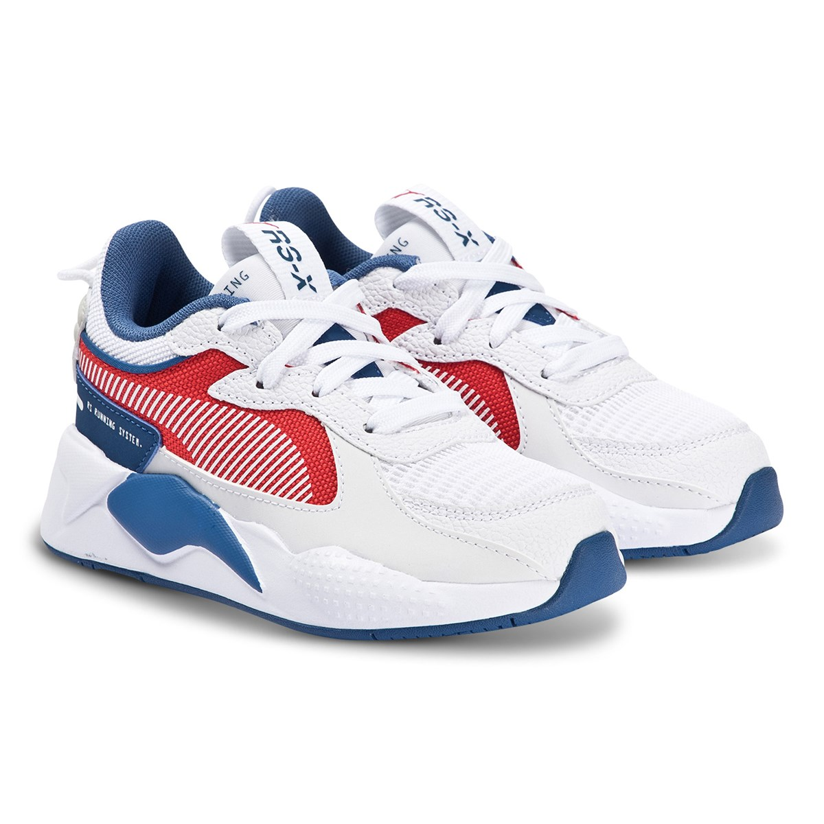 Puma RS X Hard Drive Sneakers White Babyshop.no
