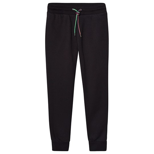 Paul Smith Junior Vahe Sorte Joggingbukser 02