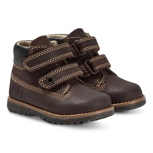 Image of Primigi Velcro Boots Brown 35 (UK 2.5) (1394720)