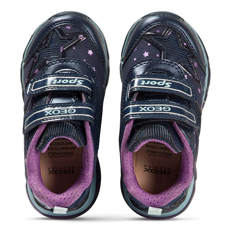 uk store 100% authentic great prices Geox - Android Sneakers Purple - Babyshop.no