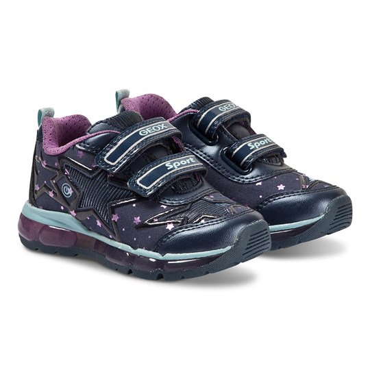 Geox Android Sneakers Lila C4269