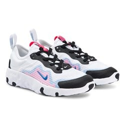 NIKE Renew Lucent Sneakers White and Photo Blue