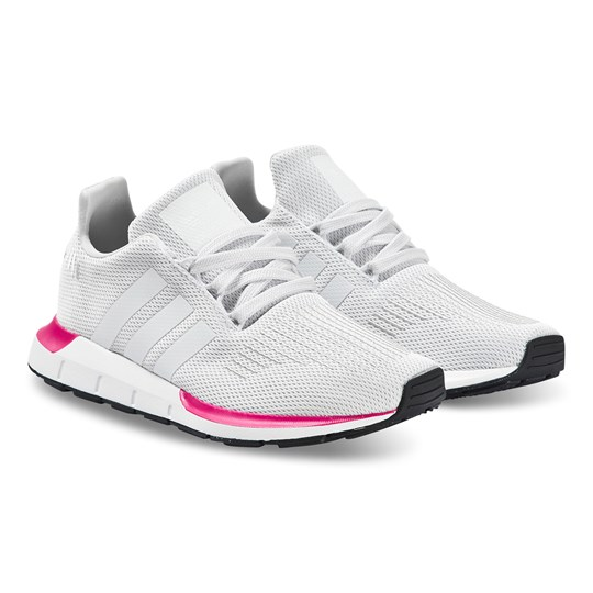 adidas Originals Swift Run Sneakers Grå crystal white/crystal white/core black