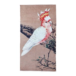 Image of Rice Cockatoo Runner 80 x 150 cm One Size (1469001)