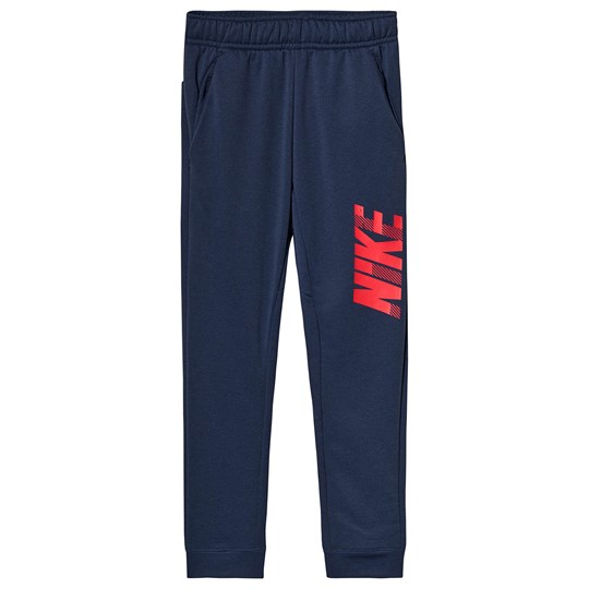 NIKE Graphic Sweatpants Navy 410