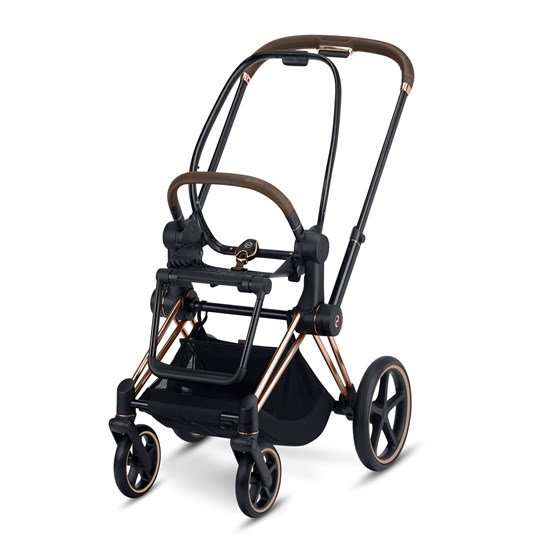 Cybex Priam Frame Including Seat Rose Gold Rosegold