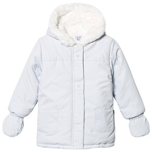 Image of Absorba Lined Coat Pale Blue 1 mdr (1623578)