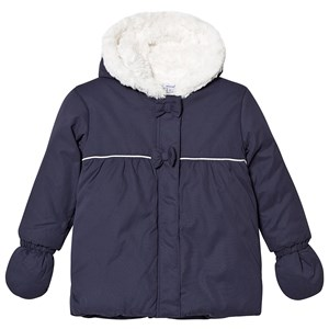 Image of Absorba Lined Coat Navy 18 months (1416976)