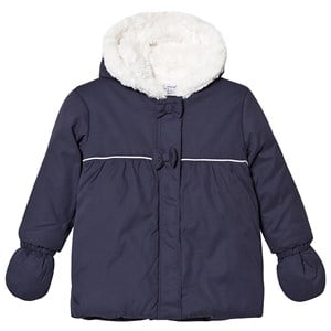 Image of Absorba Lined Coat Navy 6 months (1416973)