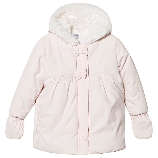 Absorba Lined Coat Pink 30