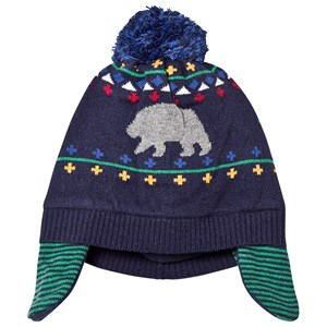 Image of Absorba Navy Forest Hat 44 (6-9 months) (1417093)