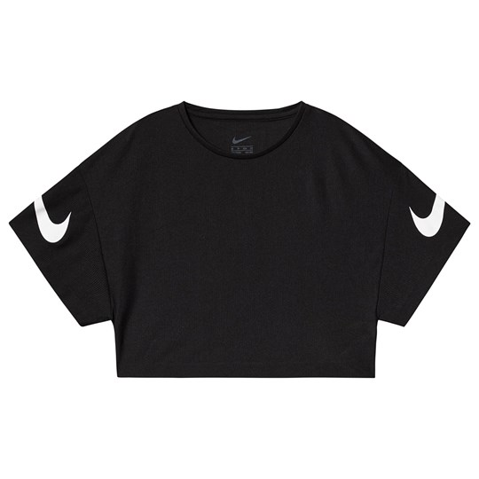 NIKE Studio Training Crop Top Black 010