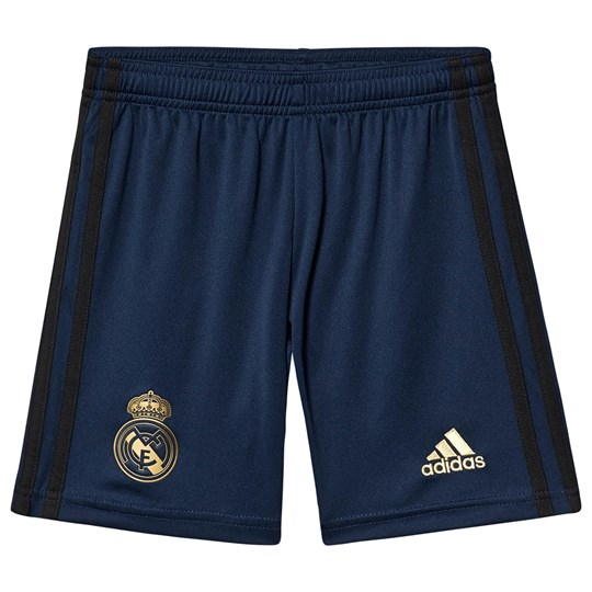 Real Madrid Real Madrid Stadium Soccer Shorts Navy/Black night indigo
