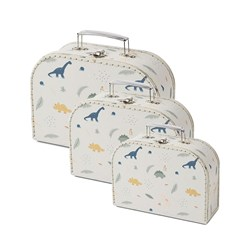 Liewood 3-Pack Poppin Suitcases Dino Mix
