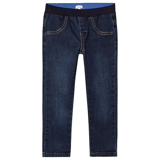 Absorba Blue Pull Up Jeans 04